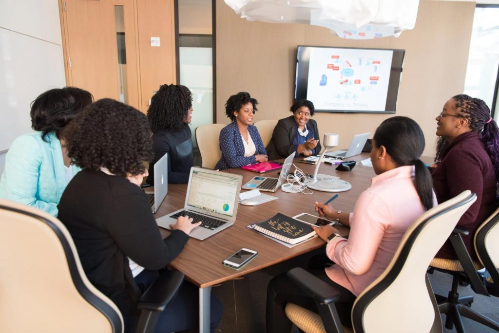 Meeting for workforce optimization