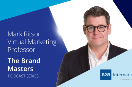 The Brand Masters Podcast Series #1: Mark Ritson