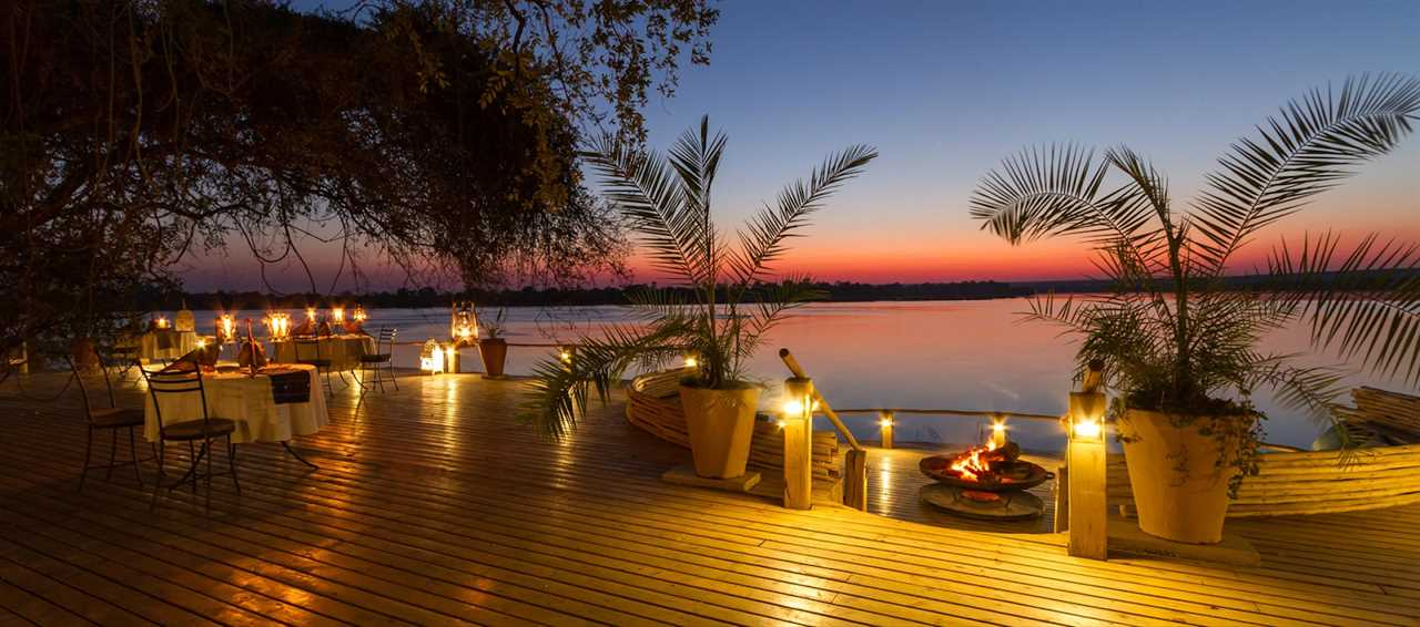 Restaurant in Zambia